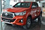 Toyota Hilux 2.4 D-4D Limited Adventure